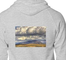 Clouds over Tinto Zipped Hoodie