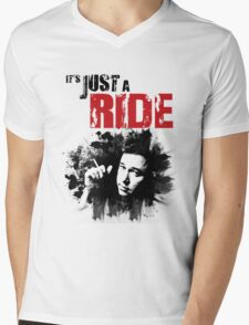 Bill Hicks Mens V-Neck T-Shirt