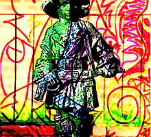 GLORIFICATION OF CHILD SOLDIERS 1 by Tammera