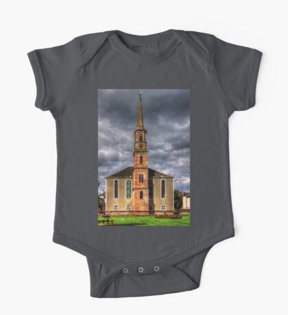 Strathaven East Parish Church One Piece - Short Sleeve