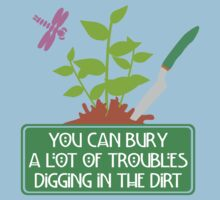 Digging in the Dirt by evisionarts