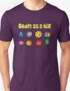 Pokemon - Kanto Badges T-Shirt