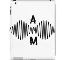A.M iPad Case/Skin