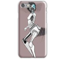 Cybernetic Centaur iPhone Case/Skin
