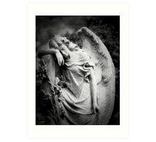 Midnight Angel Art Print