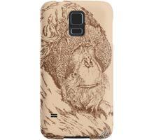 Leonardo Da Orangutan Samsung Galaxy Case/Skin
