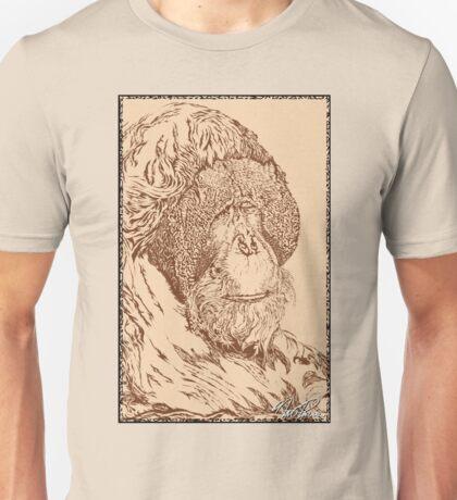 Leonardo Da Orangutan Unisex T-Shirt