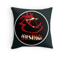 Bushido Throw Pillow