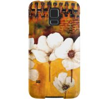 The Poppy Journals...The Five in White Samsung Galaxy Case/Skin
