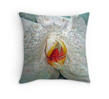 ~ Orchid Magic ~ Throw Pillow