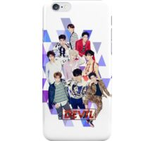 Super Junior SJ SuJu - DEVIL 2 iPhone Case/Skin