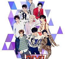 Super Junior SJ SuJu - DEVIL 2 by jyp071083