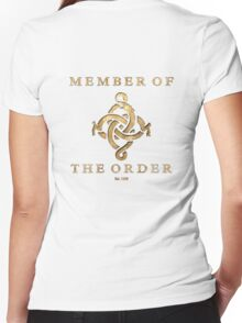 The Order 1886 Women's Fitted V-Neck T-Shirt