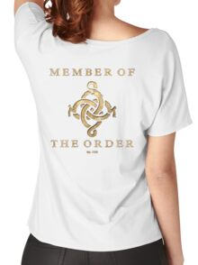 The Order 1886 Women's Relaxed Fit T-Shirt