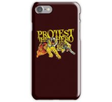 Protest The Hero iPhone Case/Skin