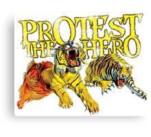 Protest The Hero Canvas Print