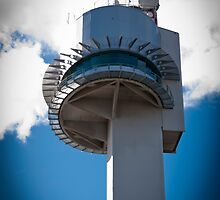 The navigation tower by Gerard Rotse