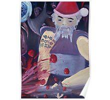 ho ho ho mother !@#$ Poster