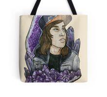 Vic Fuentes - Amethyst Tote Bag