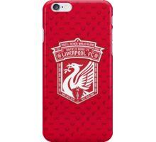 Liverpool FC - Alternate Logo / Badge iPhone Case/Skin