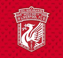 Liverpool FC - Alternate Logo / Badge by Seyidaga