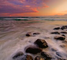 Burleigh candy dawn by Ken Wright