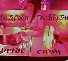 The Seven Deadly Sins by LaSan