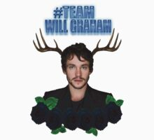 #TEAM WILL GRAHAM by thescudders