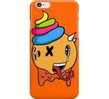 abstract bowlingball iPhone Case/Skin