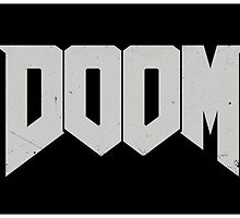 Doom - 2015 Logo by APerson22