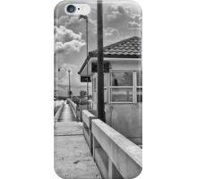 The Drawbridge on Venice Ave iPhone Case/Skin