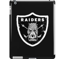 Tusken Raiders iPad Case/Skin
