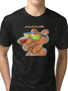 RiFF RAFF Peach Panther Tri-blend T-Shirt