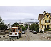 The Streets of San Francisco Photographic Print