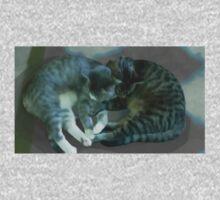 Kittens One Piece - Long Sleeve