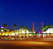 Disneyland California Adventure  by cvrestan
