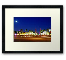 Disneyland California Adventure  Framed Print