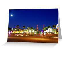 Disneyland California Adventure  Greeting Card