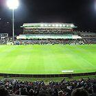 nib Stadium - Home of the Perth Glory! by Stephen Horton
