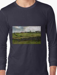 Rural Farmstead Long Sleeve T-Shirt
