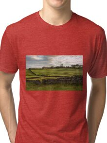 Rural Farmstead Tri-blend T-Shirt