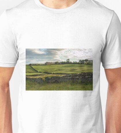 Rural Farmstead Unisex T-Shirt