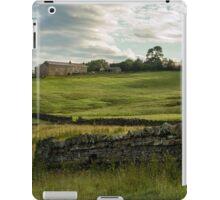 Rural Farmstead iPad Case/Skin