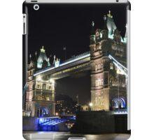 Tower bridge London iPad Case/Skin