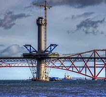 New Forth Crossing - 2 March 2015 by Tom Gomez
