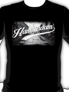 Hamsterdam - Cloud Nine Edition (White) T-Shirt