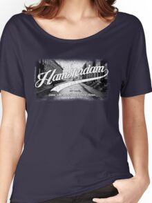 Hamsterdam - Cloud Nine Edition (White) Women's Relaxed Fit T-Shirt