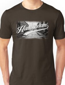 Hamsterdam - Cloud Nine Edition (White) Unisex T-Shirt