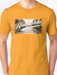 Hamsterdam - Cloud Nine Edition (White) Unisex T-Shirt