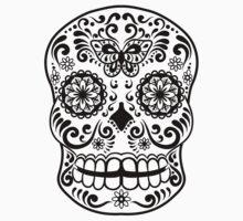 Calavera Skull IX T-Shirt
